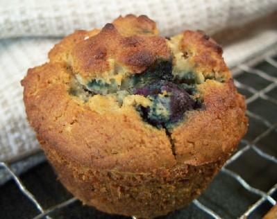 gf blueberry muffin