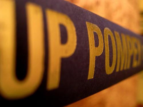 Up Pompey!
