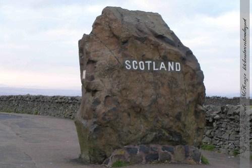 Schottland - Borders