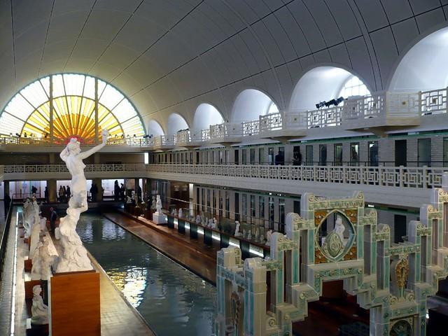 La Piscine, the art gallery in Roubaix