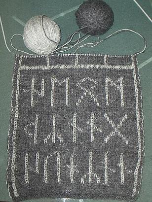 Runer back/front