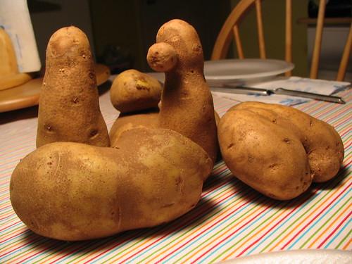 Mutated Potatoes