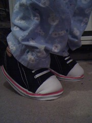 My New Kicks: Gettin Ready to Jump!