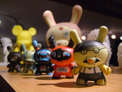 Dunny French Series