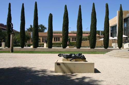 Overview of the Rodin garden