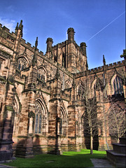 Photo of Chester Cathedral, taken by Deathwaves