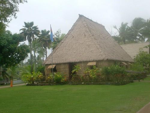 Fijian Hut at PCC by mistayblue.