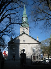 Cathedral of the Holy Trinity, Québec city