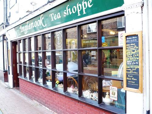 Inglenook Tea Shoppe