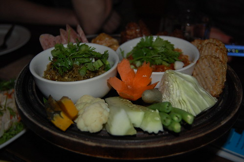Mixed Northern Thai Starters