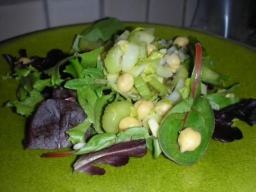 Banzo Bean Salad