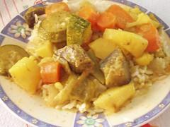 The Third Eye, 'vegetarian' restaurant in Palaiochora