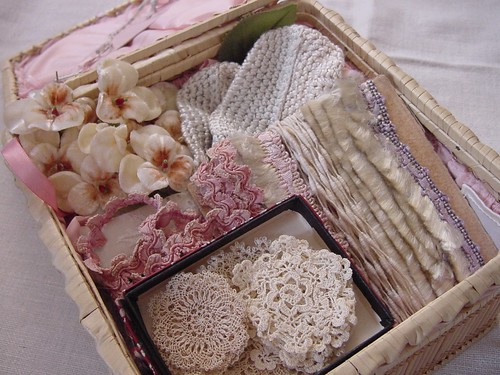 Old Sewing Box