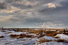 Wyoming winter wind by inate