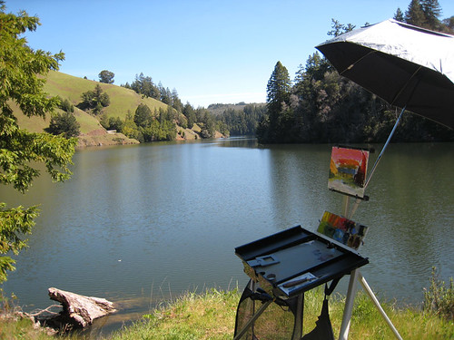 Alpine Lake, Mount Tamalpais