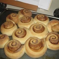 hot buns!