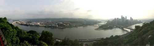 Pittsburgh panorama -