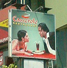 Funniest sign in Colombo