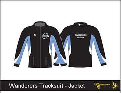 Wanderers Tracksuit - Jacket