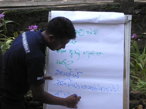Picture of Facilitating a session