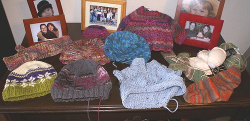October and November Knits