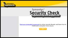Symantec Security Check