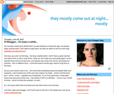 lisas-blogger-blog-revamped-screenshot