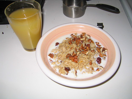 Grown-Up Oatmeal