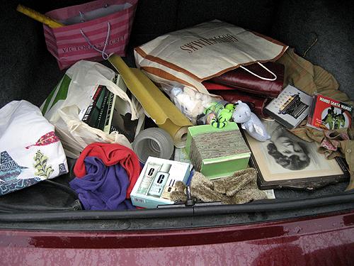 Junk In My Trunk 4-19-08