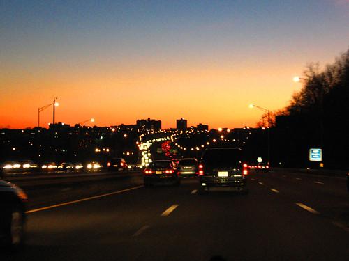 Last Sunset of '07