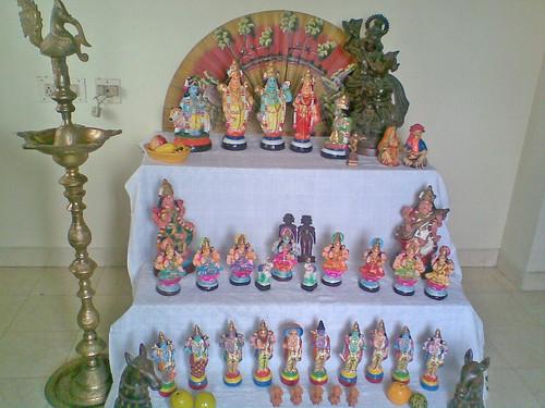 Kolu/ Golu