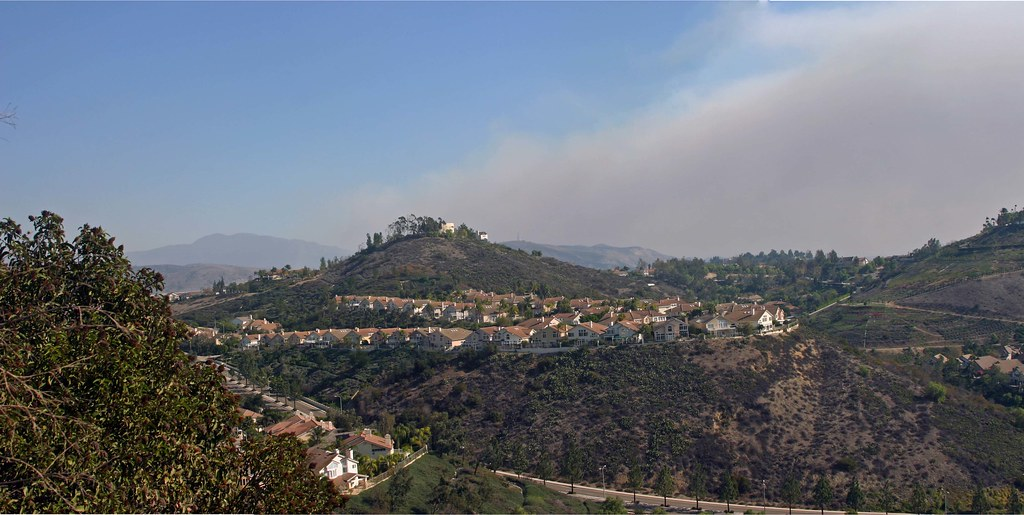 Orange Hill panorama