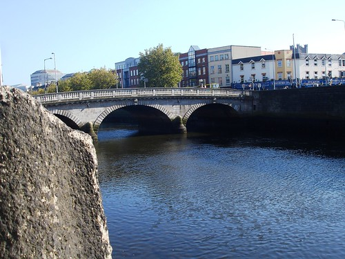 Bridge over the Liffey