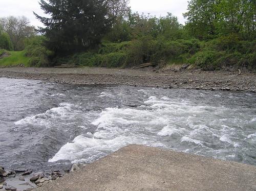 Former Site of Brownsville Dam