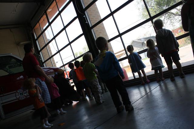 fire station field trip • preschool - 23