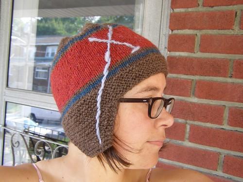 crosswalk hat