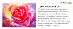 My rose in the Watercolor Flower Artist's Bible