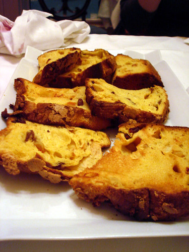 Toasted Panettone