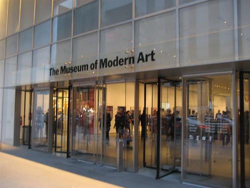 MOMA NYC-entrance