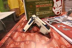 SDCC 2009 LEGO Brickmaster Exclusive - 1