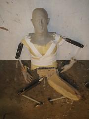 Dead Body by julieborsetti