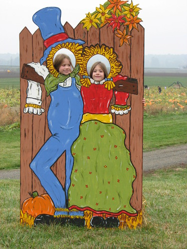 Dot and Liz @ Heiser Farms