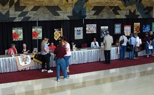 AQS Collector Books book fair