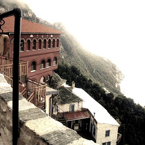 Saint Anne's Skete, Mt Athos 2007