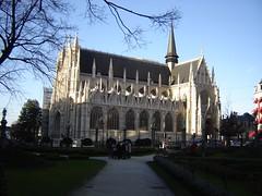 Onze-Lieve-Vrouw-ter-Zavelkerk, Brussel