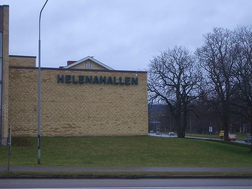 Helenahallen i Skövde