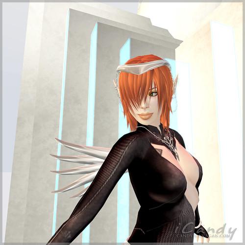 cyber angel 007