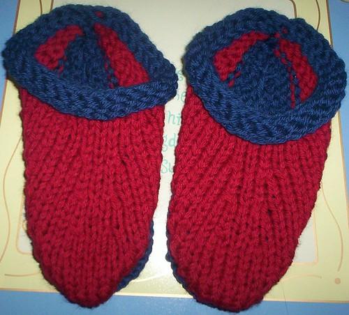 John's slippers