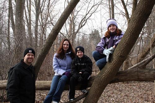 Family Woods-2 12-2-07
