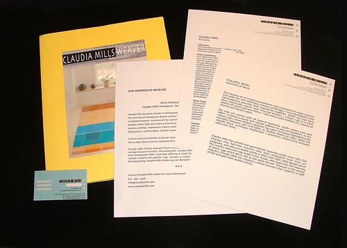 Mills Press Packet